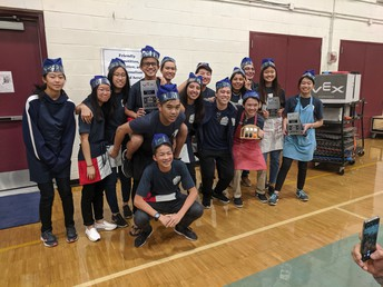 Beckman Robopatties Teams R and J