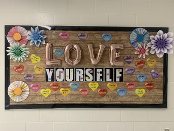 """""""Love Yourself"""" is our February Wellness Theme!"""