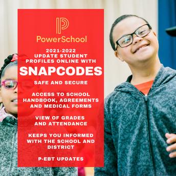 PowerSchool Student Profile
