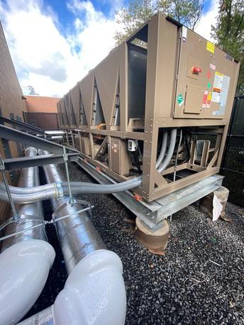 Butler HVAC Construction Update