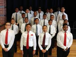 Junior Gents at the Alief Annual Boys Conference