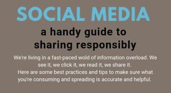 Tips for Sharing Information Responsibly on Social Media