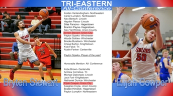 Boys Basketball All Conference Team Named