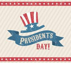 President's Day - NO SCHOOL - 2/15