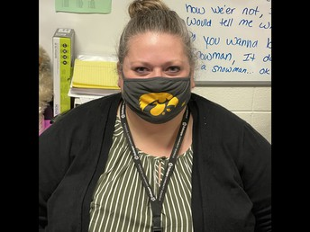 Mrs. Erner, Special Education Instructional Coach