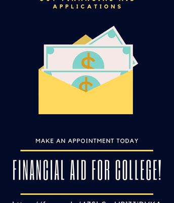 Seniors - Financial Aid!