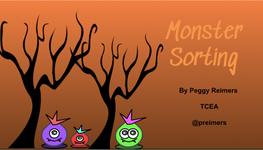 Monster Sorting