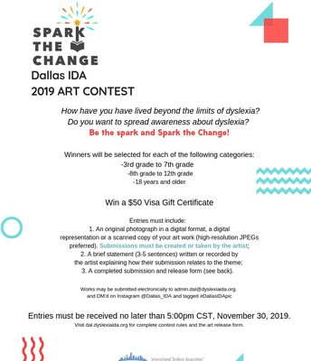 IDA Spark the Change Art Contest