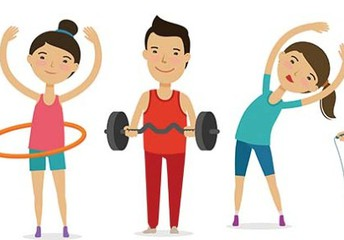 PHYSICAL ACTIVITY CALENDARS FOR MAY