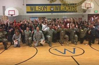 Wilson Veterans Celebration