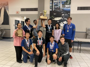 Chess Team AIA State Champions