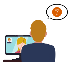 Videoconference Graphic