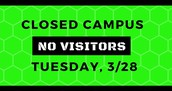 CLOSED Campus Tuesday