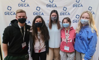 North Students Place in State DECA Conference