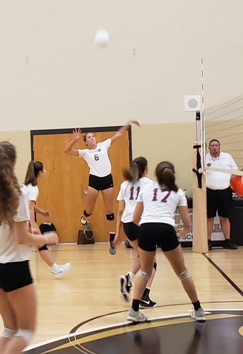 @ORHSVOLLEYBALL - TOP IN THE DISTRICT!