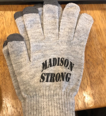 Madison Strong - Gloves and Spirit Wear