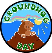 GROUNDHOGS DAY by Brody  Gilliam