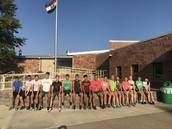 Cross-Country team!