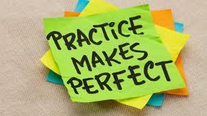 ACT practice test!
