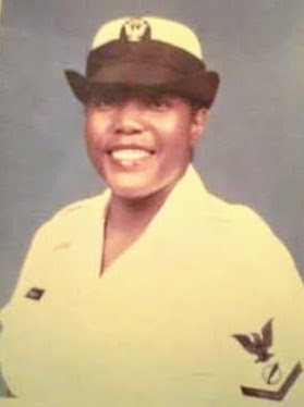 Retired Navy Vet Jocelyn Medlock-Price