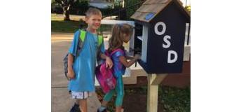 OSD GO READ Little Lending Libraries