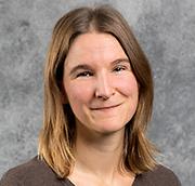 Heidi Carroll, SDSU Extension Livestock Stewardship Specialist and Beef Quality Assurance Coordinator headshot