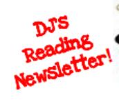 DJ's Reading Newsletter