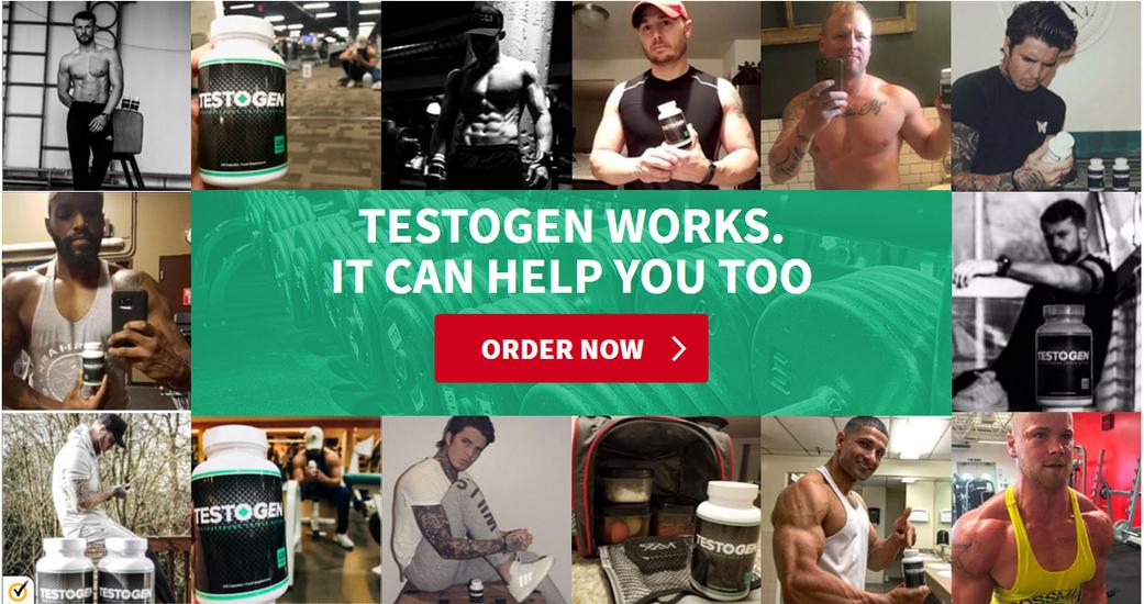 TestoGen Reviews: It's AMAZING WOW!