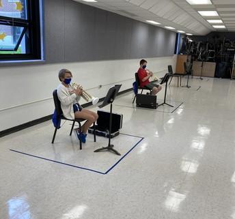EB Music Students