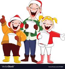 12/19 Festive Carolers