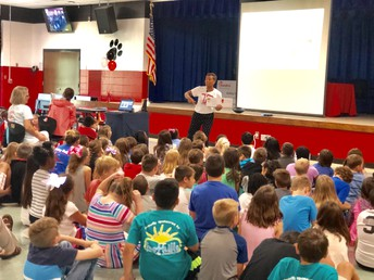 1. Interactive Author Visit