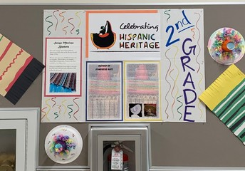 2nd Grade Hispanic Heritage Projects