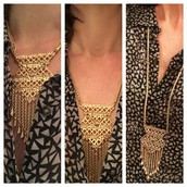 Alila Lace Necklace