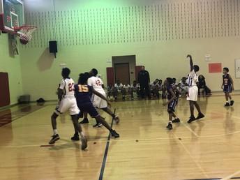 Carver Boy's Basketball