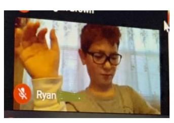 Ryan, 2nd Grade