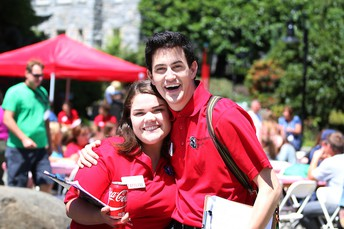 on-campus leadership opportunities in 2018-19