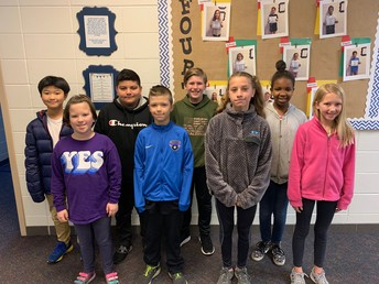 Fifth Grade Leaders