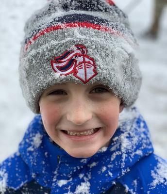 Crusader Snow Day!