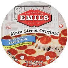 Frozen Pizza Sale Ends Tuesday!