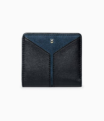 Covet small leather highline wallet