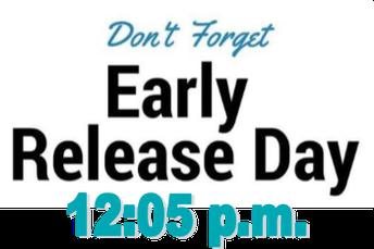 12:05 p.m. Dismissal on Friday, 2/5
