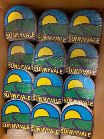 Sunnyvale decals available