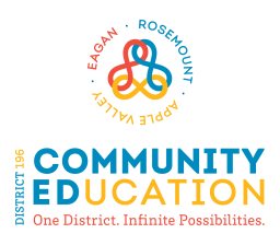 A Message from Community Education
