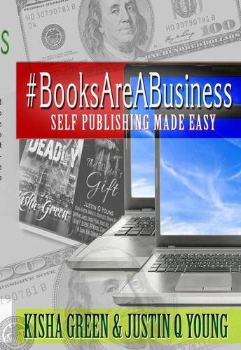 #BooksAreABusiness- Self Publishing Made Easy