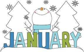January Events: