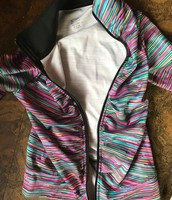 Champions multicolored jacket size 7-8