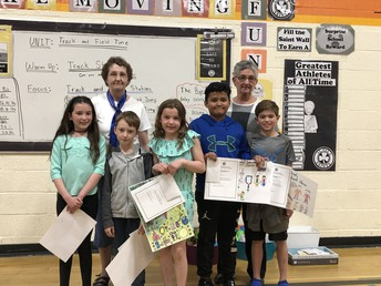 CWL (Local) Poster Contest Winners!