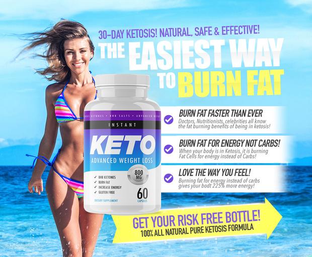 Burn Fat Fast - Insta Keto