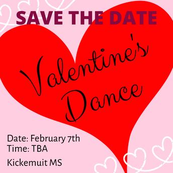 17. Save the Date | Valentine's Dance