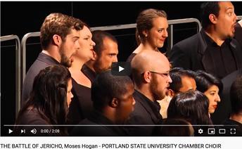 Portland State - Chamber Choir